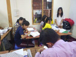 現地の日本語学校